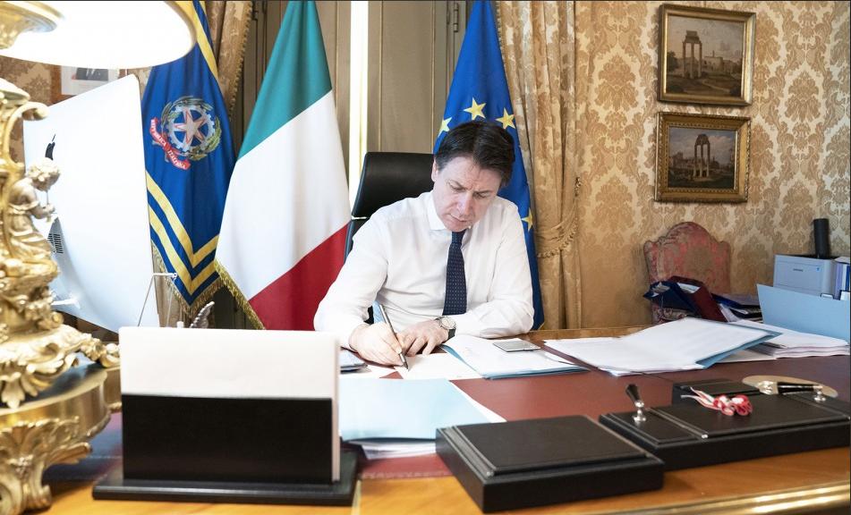 Conte Servizi Segreti