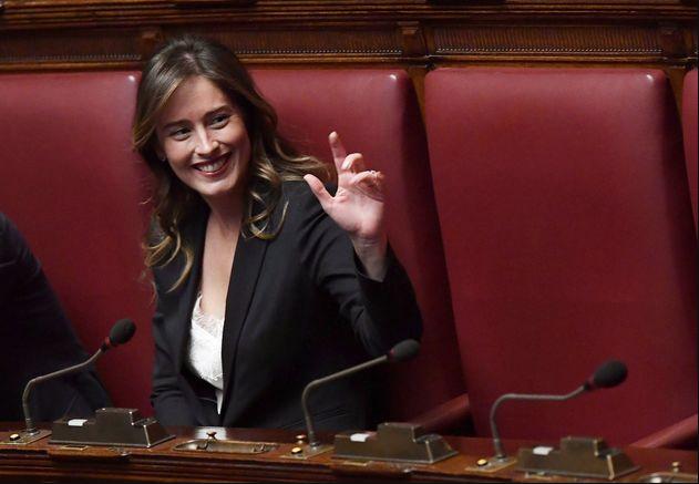 Maria Elena Boschi archiviazione padre Banca Etruria Italia Viva