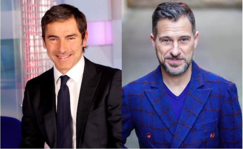 Marco Liorni Reazione a Catena Ascolti Tv Gabriele Corsi