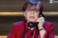 Franca Valeri: sfregio di Rai1 (per accontentare Presta?)