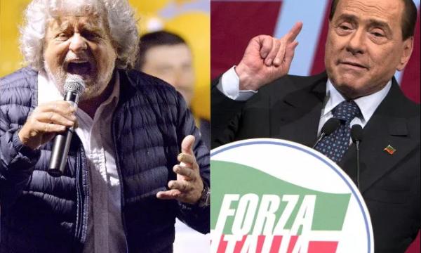 M5s, ora l'alleanza con Berlusconi è possibile. Conte blindatissimo, e la Rai…