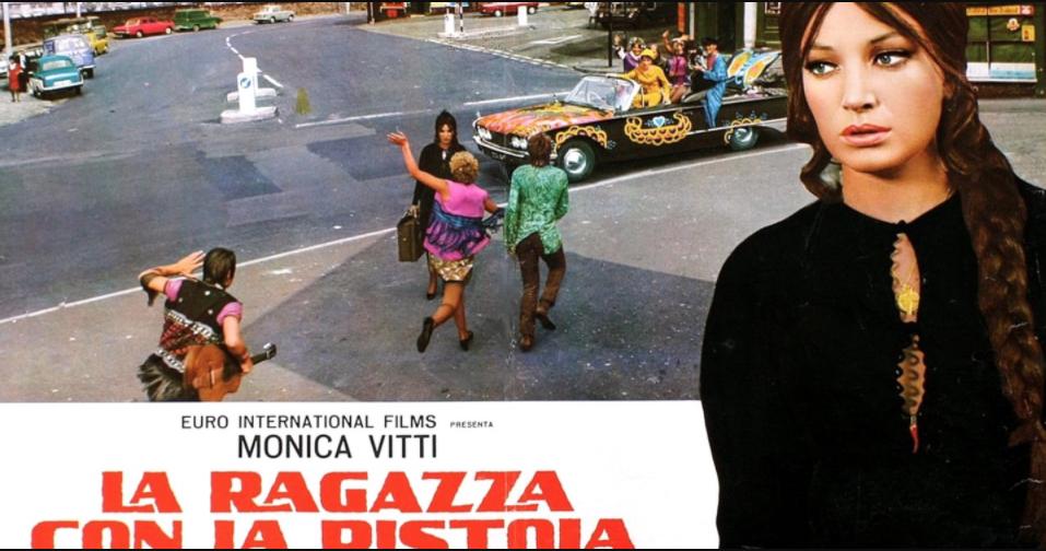 Monica Vitti La ragazza con la pistola Mario Monicelli che fine ha fatto Monica Vitti alzheimer Film Tv