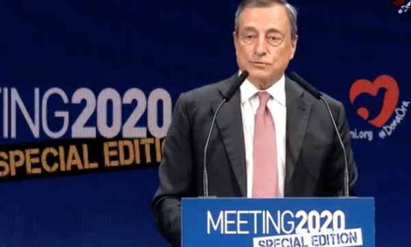 """Anzaldi: """"La prima serata Rai censura Draghi. Incompetenza o malafede?"""""""