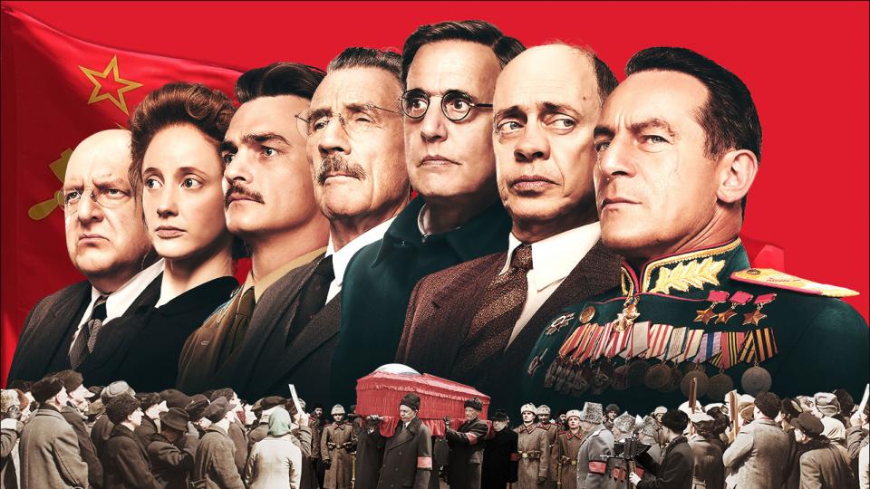 Morto Stalin se ne fa un altro film di stasera stasera in tv