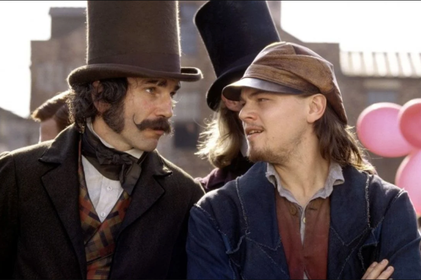 Gangs of New Yorl Leonardo Di Caprio Daniel Day-Lewis, Cameron Diaz film in Tv