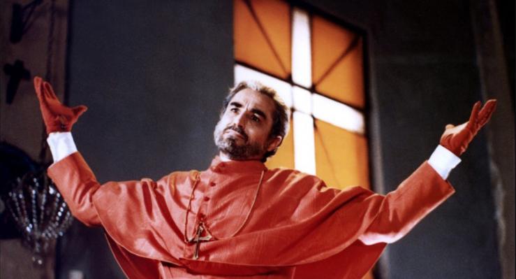 Vittorio Gassman I nuovi Mostri film Tv