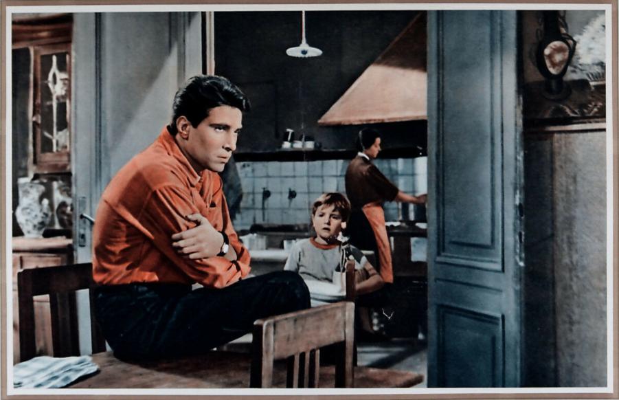 Pietro Germi Il Ferroviere film Tv