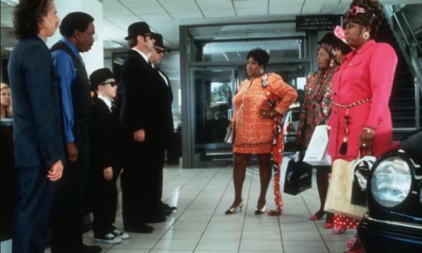 Film Tv mercoledì 11 agosto con il cult movie di John Landis: The Blues Brothers