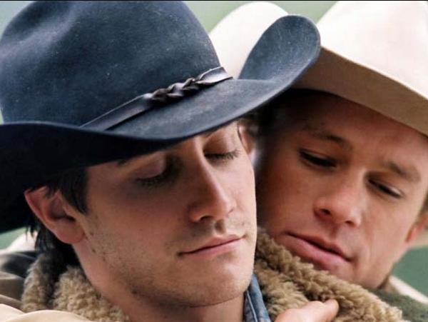 film sabato 12 settembre 2020 Heath Ledger Jake Gyllenhaal I segreti di Brokeback Mountain Ang Lee cowboy gay