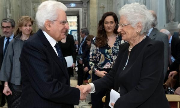 """Liliana Segre, Anzaldi: """"Tg2 umilia i 90 anni della senatrice. Schiaffo al Quirinale"""""""