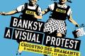 Banksy in mostra al Chiostro del Bramante a Roma