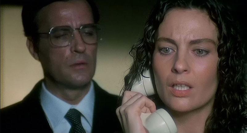 Murderock uccide a passo di danza assassino trama Olga Karlatos Lucio Fulci film tv