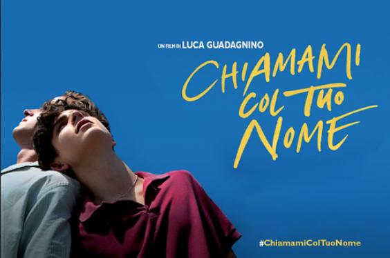 Chiamami col tuo nome Luca Guadagnino stasera in Tv Film Tv sabato 18 settembre 2020