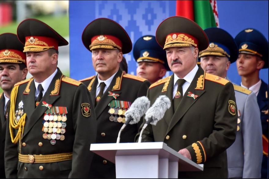 Lukashenko sanzioni Parlamento Europeo Tg2 Michele Anzaldi