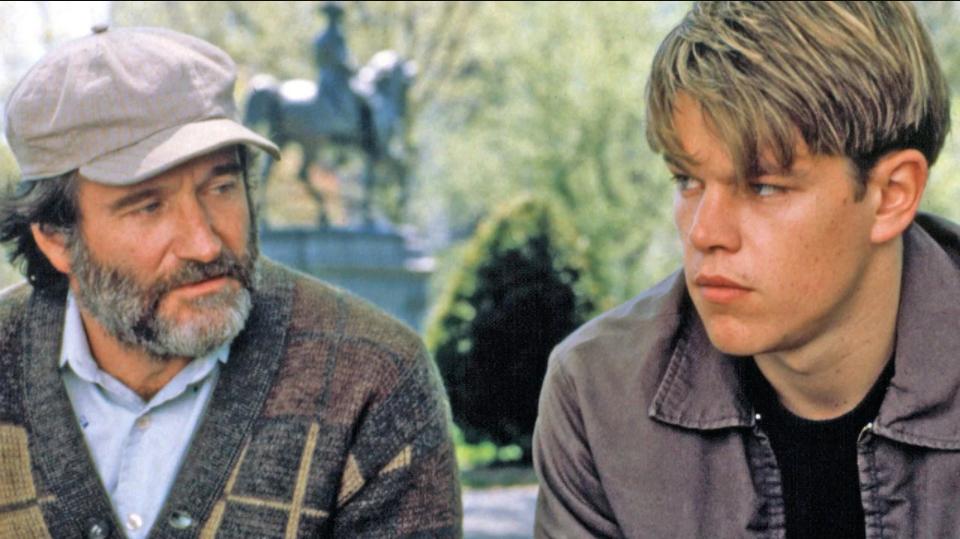 Will Hunting genio ribelle Robin Williams MatT Damon Ben Affleck stasera in tv sabato 19 settembre 2020
