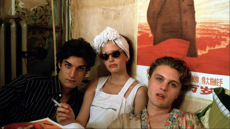 Eva Green Michael Pitt Louis Garrel Bernardo Bertolucci The dreamers film tv