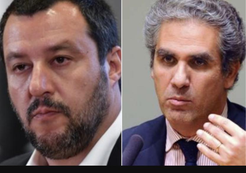 Matteo Salvini Marcello Foa Leonardo Foa Tg Rai Michele Anzaldi