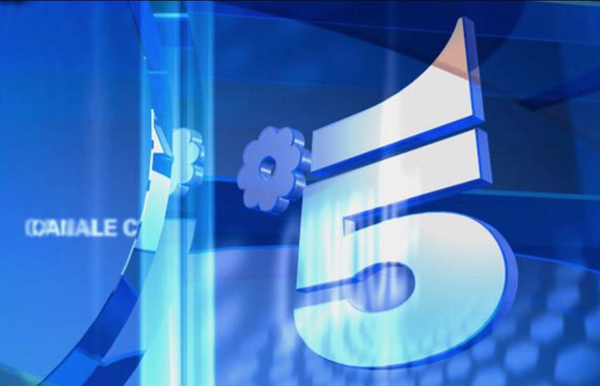 Canale 5 ascolti tv Rai1