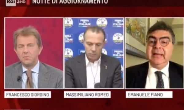 """Rai, Anzaldi: """"Scomposta reazione di Giorgino su Salvini. Tg1 fuori controllo"""""""