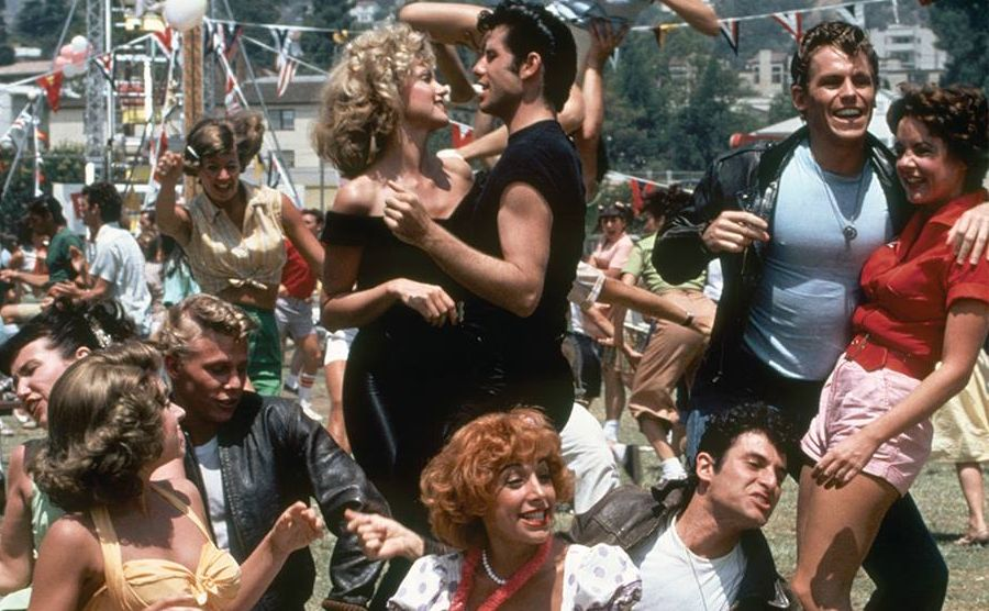 grease film tv 28 ottobre