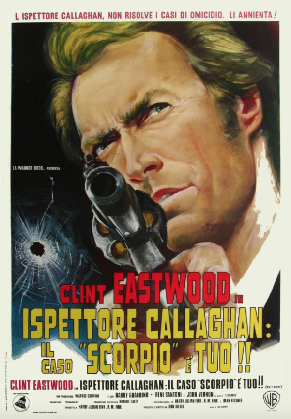 ispettore callaghan eastwood
