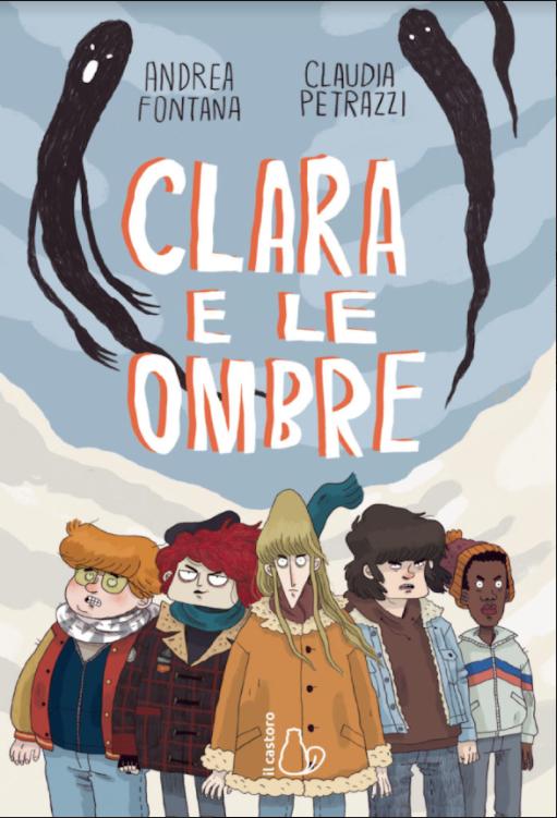 Clara e le ombre graphic novel bullismo