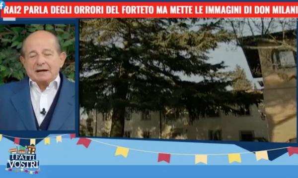 Rai2, Don Milani associato a orrori Forteto. Anzaldi indaga sui colpevoli