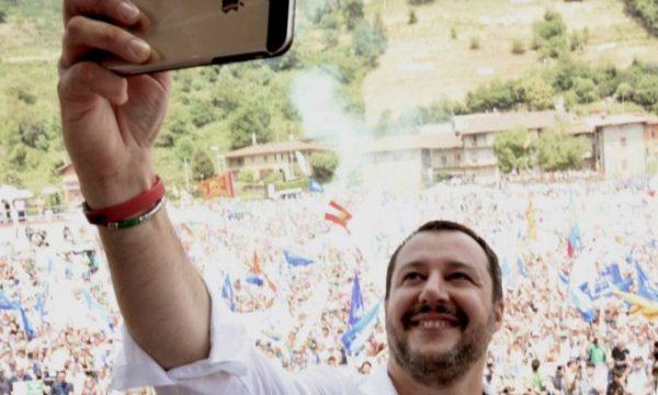 Rete4: Matteo Salvini egemone nei talk show. I dati di Riccardo Puglisi e Tommaso Anastasia