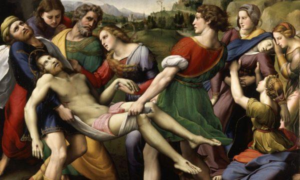 La Deposizione di Raffaello torna alla Galleria Borghese dopo il restauro