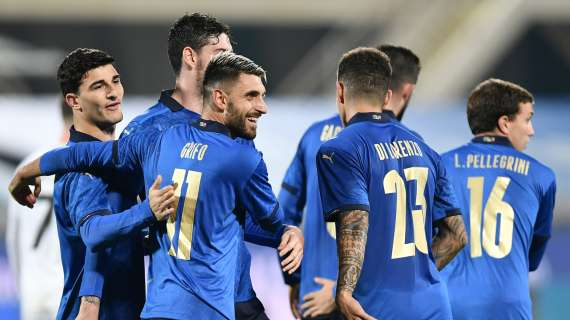 Italia-Estonia Tg1