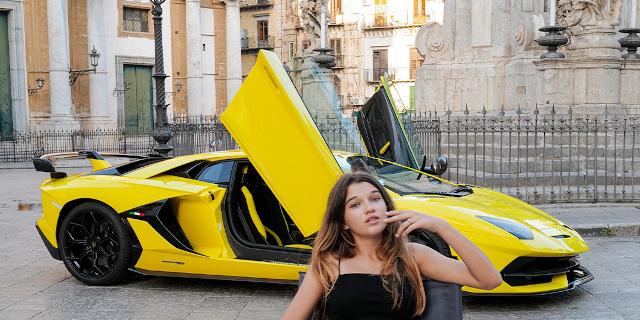 Lamborghini Letizia Battaglia