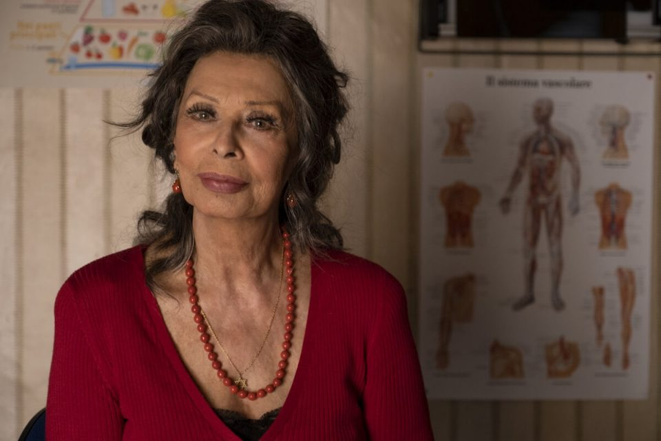 La vita davanti a sé Sophia Loren Netflix