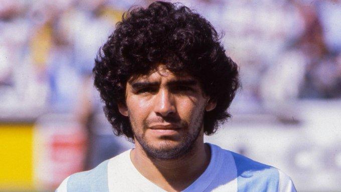 Morte Maradona Anzaldi