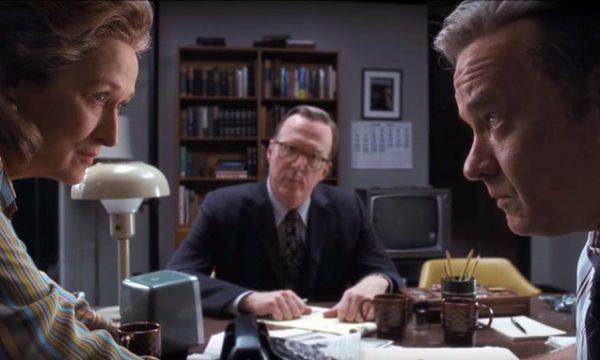 Film Tv martedì 24 novembre. The Post di Steven Spielberg