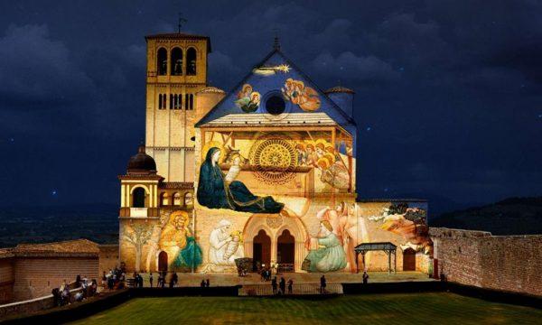 """Il Presepe 2020 ad Assisi: digitale, attuale, ecosostenibile e """"diffuso"""""""