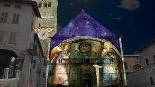 Presepe 2020 ad Assisi