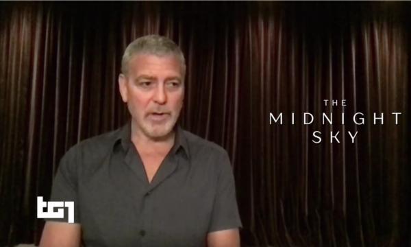 Rai1 sponsorizza di nuovo Netflix con Clooney e The Midnight Sky