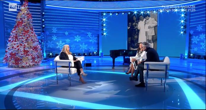 Ascolti Tv Domenica In Mara Venier Francesca Fialdini 23 dicembre 2020 Da noi... a ruota libera Domenica Live Myrta Merlino L'Aria di domenica Barbara D'Urso