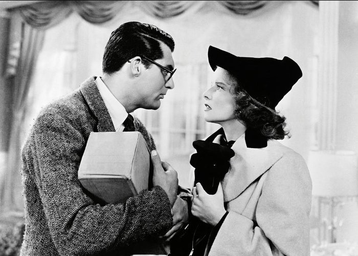 Susanna! Film Tv 20 dicembre 2020 Cary Grant Howard Hawks Katharine Hepburn