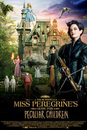 Film Tv 7 gennaio 2021 Miss Peregrine