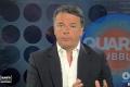 Ascolti Tv. Quarta Repubblica da record con Matteo Renzi