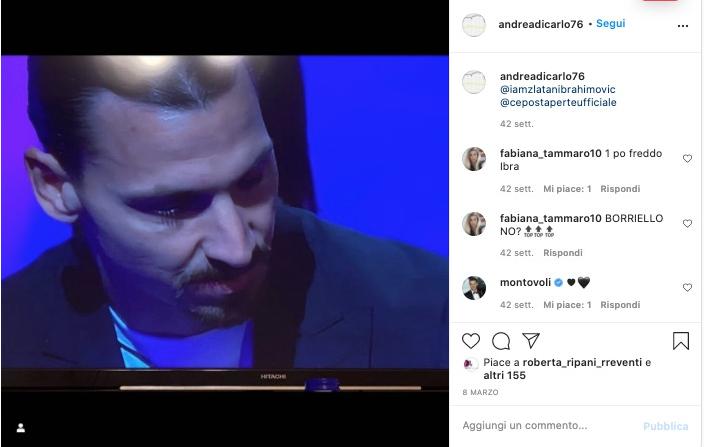 Ibrahimovic Di Carlo
