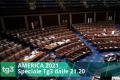 Ascolti Tv. Speciale Tg3 batte La7 e Atlantide su scontri a Washington
