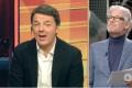 Ascolti Tv. Paolo Del Debbio da record con Matteo Renzi