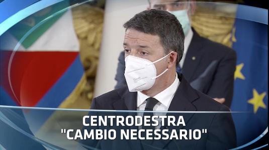 Renzi Quirinale consultazioni crisi di governo Tg1