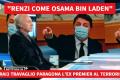 """Travaglio paragona Renzi a Bin Laden. Anzaldi: """"Conte si dissoci o s'interrompano trattative Governo"""""""