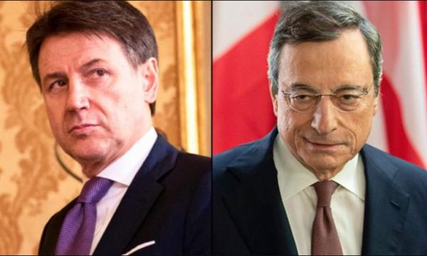 Conte favorito dalla Rai rispetto a Draghi. Anzaldi svela le disparità nell'informazione