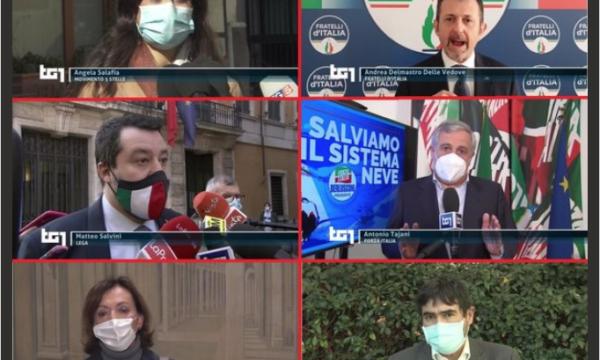 """Tg1 recidivo continua a oscurare Italia Viva. Anzaldi: """"Urge cambio vertici Rai"""""""