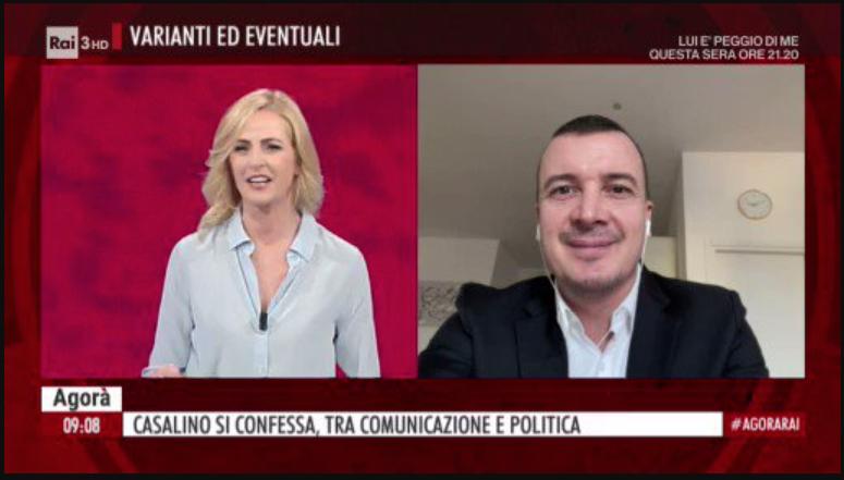 Casalino Tv Anzaldi