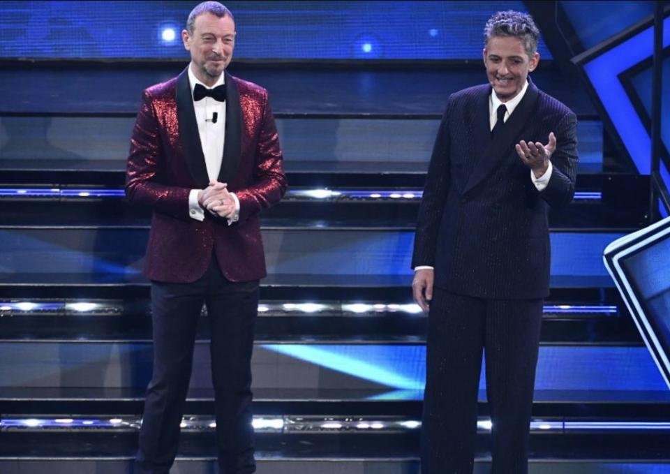 Ascolti Tv Sanremo 2021 flop
